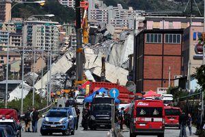 Ý ban bố tình trạng khẩn cấp sau vụ sập cầu