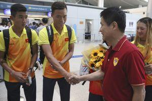 ASIAD 2018: Đội tuyển quần vợt Việt Nam đặt kỳ vọng vào đôi nam