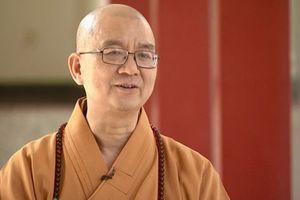 Chủ tịch Giáo hội Phật giáo Trung Quốc từ chức do nghi bê bối tình dục