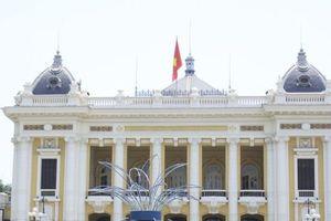 Những công trình kiến trúc Pháp cổ tuyệt đẹp tại Hà Nội (1)