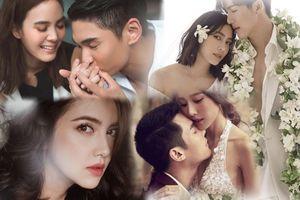 Cuối năm 2018, tháng nào 'mọt phim Thái' cũng sẽ được ăn cỗ cưới!