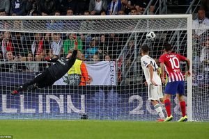 Toàn cảnh Real Madrid 2-4 Atletico Madrid: Cuộc rượt đuổi ngoạn mục