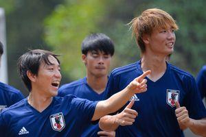Cầu thủ Nhật Bản thoải mái trước đại chiến với Olympic Việt Nam