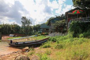 Khu du lịch hồ Tuyền Lâm bị xâm hại