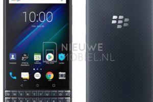 Tín đồ 'Dâu Đen' sẽ la toáng lên với BlackBerry Key2 LE xanh này