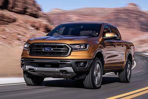 Ford Ranger 2019 giá chưa đến 600 triệu đồng tại Mỹ