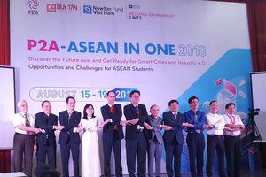 Cách mạng công nghiệp 4.0 – Cơ hội và thách thức cho sinh viên ASEAN