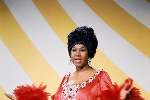 Nữ hoàng nhạc Soul - Aretha Franklin qua đời ở tuổi 76