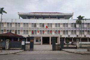Đình chỉ việc thực hiện chế độ chính sách đối với ông Nguyễn Minh Châu