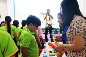 Diễn đàn trẻ em TP Hà Nội: Các em nhỏ chất vấn 4 nhóm vấn đề nóng