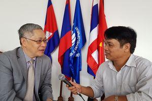 Ủy hội sông Mekong quốc tế ủng hộ Lào tổng rà soát các đập thủy điện