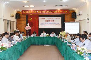 Sơ kết 1 năm thỏa thuận hợp tác, kết nghĩa ba cơ quan báo Đảng Hànôịmới - Thừa Thiên Huế - Sài Gòn Giải Phóng