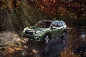 Subaru Forester 2019 chốt giá từ hơn 24.000 USD