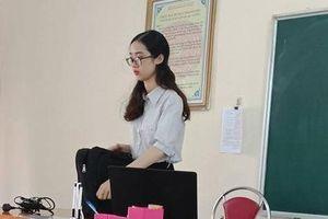 Nữ giáo viên 9X bất ngờ nổi tiếng vì ảnh chụp lén xinh đẹp