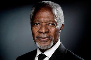 Kofi Annan - vị tổng thư ký LHQ một đời tận tâm vì hòa bình thế giới