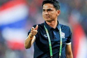 HLV Kiatisak nói gì khi Olympic Thái Lan nguy cơ bị loại?