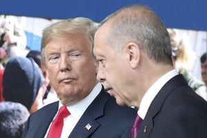 'Chảo lửa' căng thẳng Mỹ-Thổ Nhĩ Kỳ