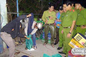 Đấu tranh mạnh với tội phạm môi trường