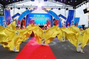 Sôi động Tuần lễ Văn hóa ẩm thực, du lịch và thương mại An Giang