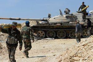 Chiến sự Syria: Quân chính phủ đánh phủ đầu phiến quân tại trục Idlib-Hama