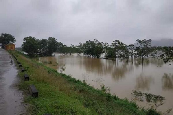 Thanh Hóa: Mực nước nhiều sông lên nhanh, cảnh báo nguy cơ ngập lụt