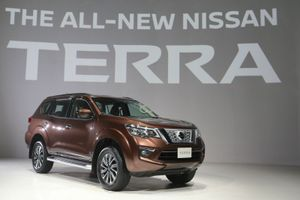 Nissan Terra sắp cập bến Việt Nam, Toyota Fortuner phải dè chừng