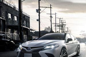 Toyota Camry Sport ra mắt thị trường Nhật Bản