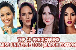 Top 10 Hoa hậu có màn 'lột xác' tuyệt vời khi chuẩn bị đến Hoa hậu Hoàn vũ 2018