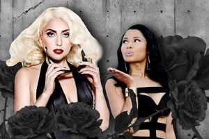 Lady Gaga làm gì nên tội để đang 'ngủ đông' nhưng vẫn bị… Nicki Minaj 'gọi dậy'?