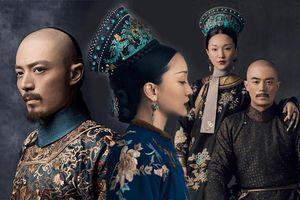 Loạt hình ảnh quyền lực của cặp Đế - Hậu trong 'Hậu cung Như Ý Truyện'
