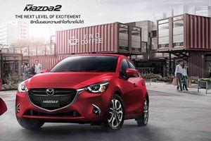 Mazda 2 phiên bản mới sắp bung hàng, Toyota Yaris và Honda Jazz có 'run rẩy'?