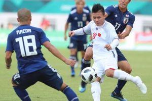 Thắng U23 Nhật Bản 1-0, Olympic Việt Nam giành ngôi đầu bảng tại ASIAD
