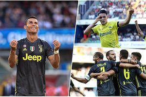 Toàn cảnh chiến thắng 'phút bù giờ' của Juventus trước Chievo