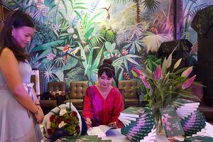 Giao lưu ra mắt sách 'Chân dung phỏng vấn - Cả cuộc đời dành cho việc này' của tác giả Nguyễn Quỳnh Trang