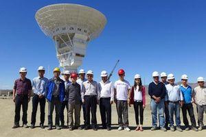 Mỹ hoảng khi thấy anten khổng lồ của Trung quốc sát nách