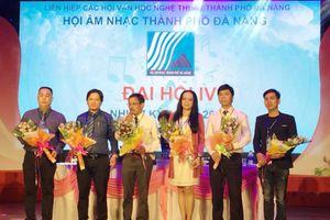 Đại hội Hội Âm nhạc TP Đà Nẵng nhiệm kỳ 2018-2023