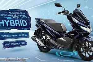 Cận cảnh Honda PCX Hybrid giá 89 triệu đồng tại Việt Nam