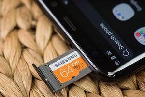 Tiết lộ sự thật không ngờ: Smartphone có thể bị hack qua thẻ nhớ