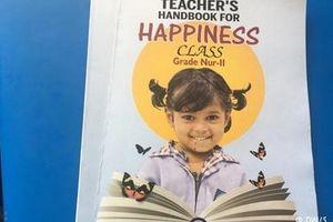 'Lớp học hạnh phúc' ở Ấn Độ