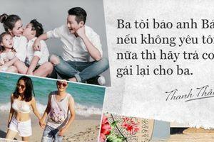 Cựu người mẫu Thanh Thảo - vợ Hoàng Bách: 'Cô tiểu thư nhà giàu bị mẹ chồng mắng mỏ vẫn tươi cười nhận lỗi