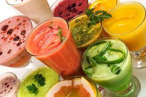 Thói quen sử dụng đồ uống có thể khiến bạn 'phát phì'