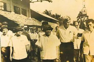 Về thăm Khu lưu niệm nhân kỷ niệm 130 năm ngày sinh Bác Tôn