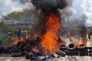 Khủng hoảng Venezuela: Brazil điều quân đội tới biên giới