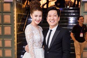 Chuyện showbiz: Nhã Phương lần đầu xác nhận kết hôn với Trường Giang