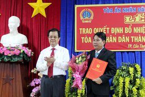 Nhân sự mới Cần Thơ, Đắk Lắk, Lâm Đồng, Ninh Thuận