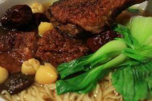 Những món ăn gốc Hoa nổi tiếng, 'đốn tim' thực khách ở Sài Gòn