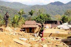 Quảng Nam di dời 113 hộ dân ra khỏi vùng có nguy cơ sạt lở