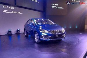 Suzuki Ciaz 2018 chính thức ra mắt tại Ấn Độ với giá từ 271 triệu đồng