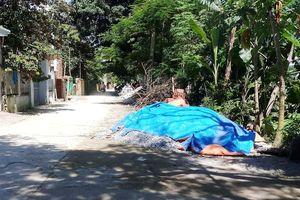 Thanh Hóa: Trộm đồ bỏ chạy, nam thanh niên đâm vào đống cát tử vong