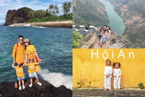 Bận rộn công việc, cặp vợ chồng Hà Nội 'bù đắp' lại cho con bằng những chuyến du lịch xa đầy những bất ngờ thú vị